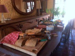 Lunchtafel
